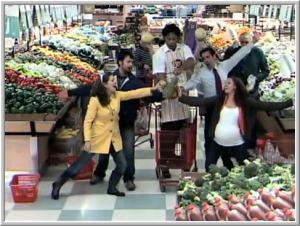 Supermarket Sonata